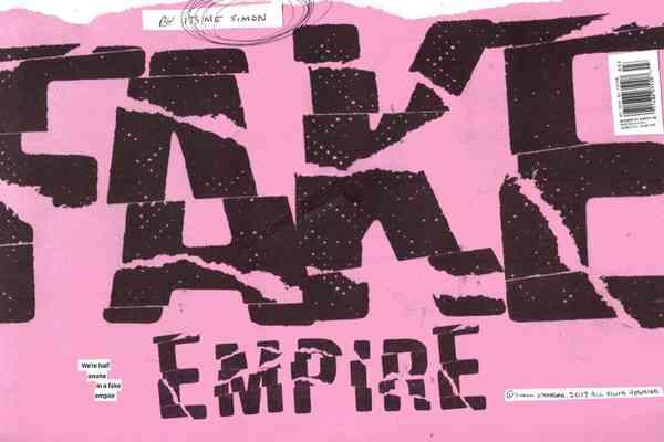 $ Fake Empire Font