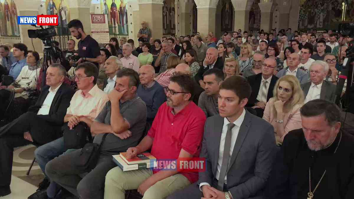 Govor Miloša Kovića na promociji projekta Dušu nisu ubili