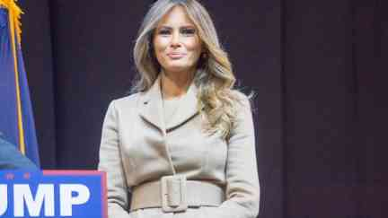 Melania Trump & the Sexist Role of First Lady | The Mary Sue