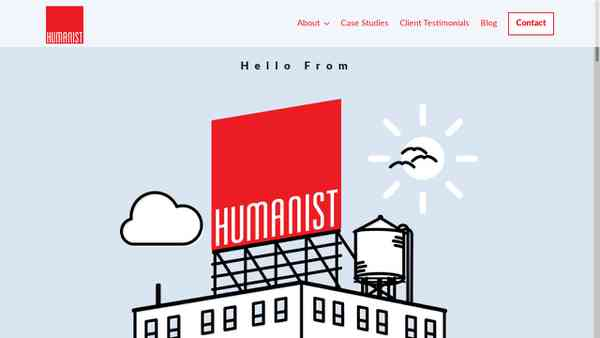 Digital Product Design and Strategy - Humanist