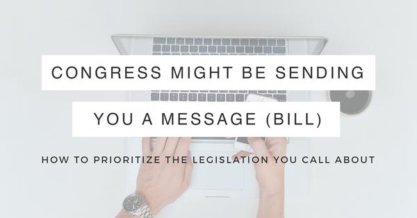 Medium (Emily Ellsworth)   Don't get caught panicking about the wrong legislation