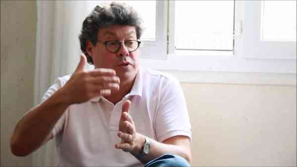 Francis Cousin - Le Capital et la question juive - YouTube