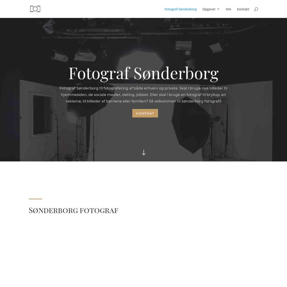 Fotograf Sønderborg