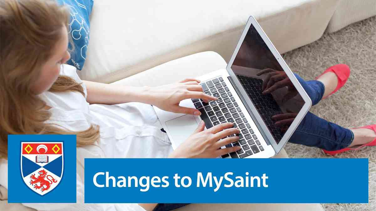 Changes to MySaint