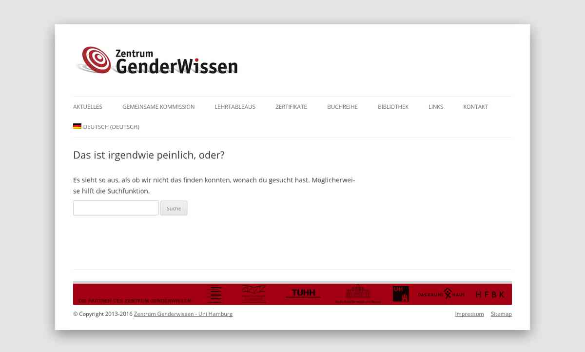 Zentrale Bibliothek Frauenforschung & Gender Studies