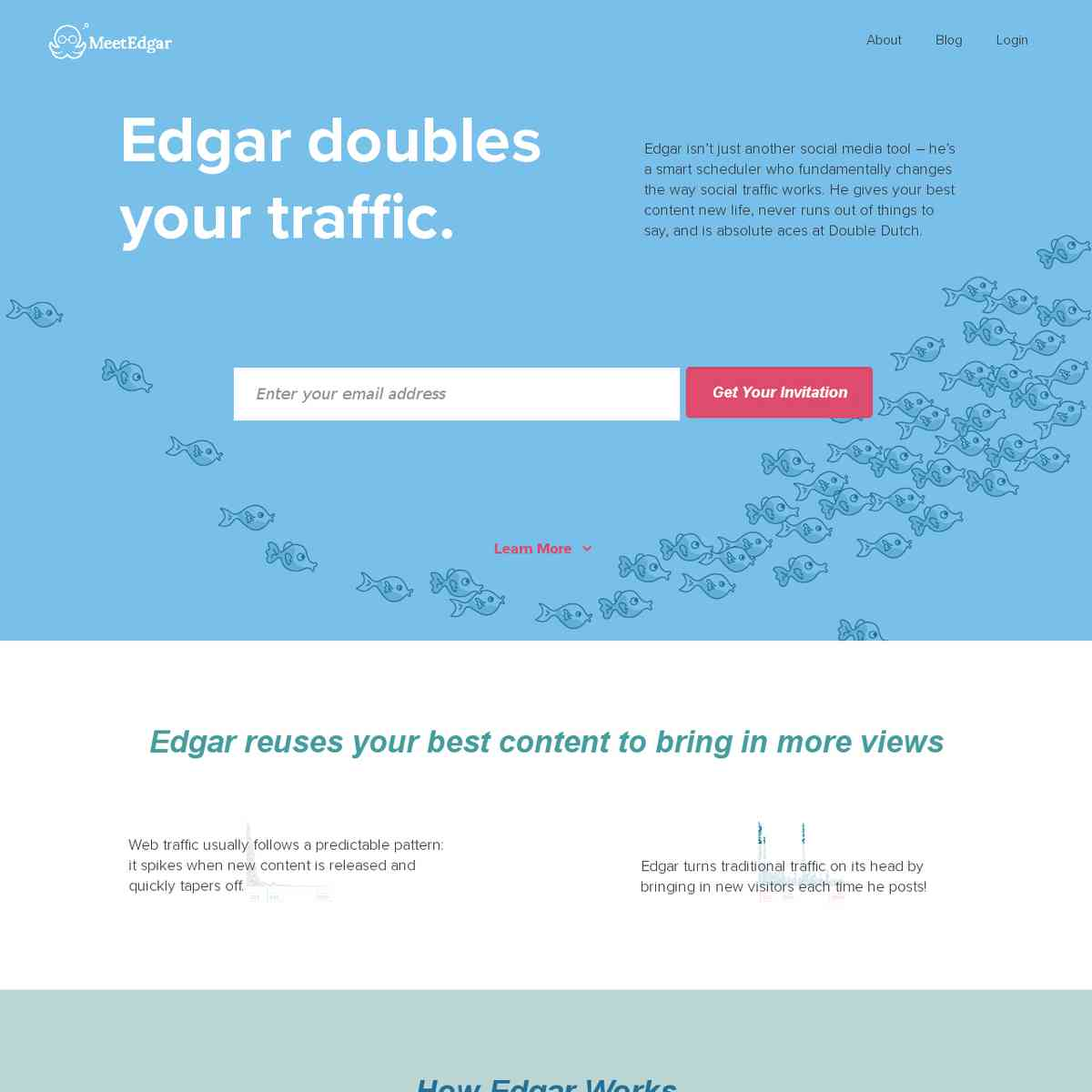 Meet Edgar | The Social Media Scheduling Tool That Manages Itself