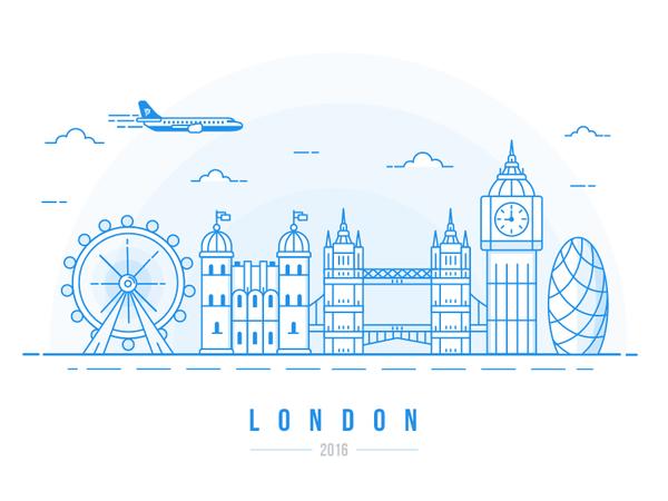 London Calling.... by Al Power - Dribbble