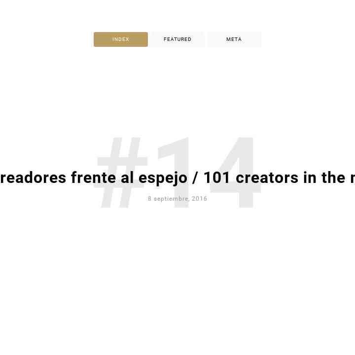 Doménico Chiappe: literatura multimedia