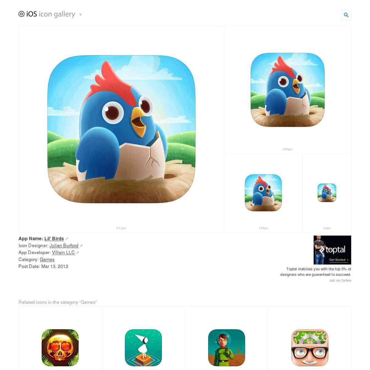 iosicongallery.com/games/lil-birds/