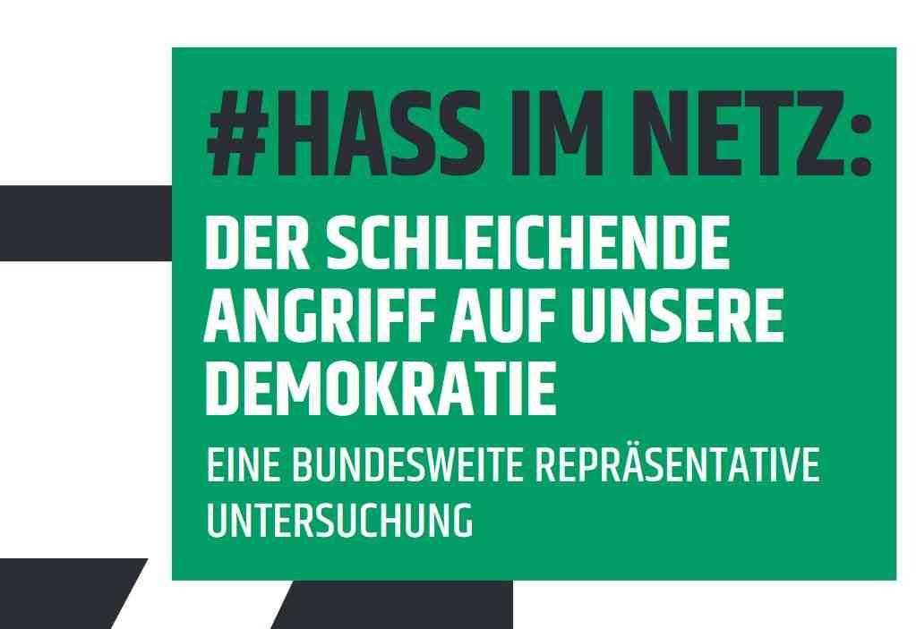 #HASS IM NETZ: Der schleichende Angriff auf unsere Demokratie - Gesicht Zeigen