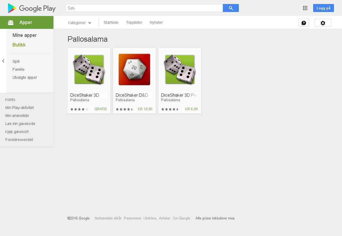 Apk Library - Pallosalama