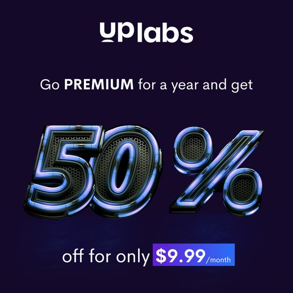 Uplabs Premium Discount