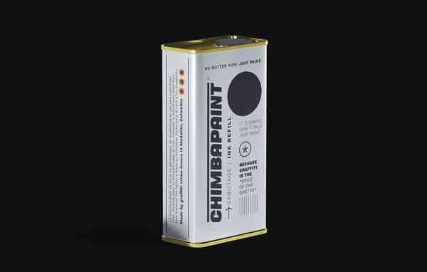 CHIMBAPAINT® | Can