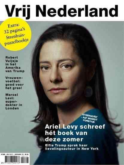 'Het verdriet ligt altijd ergens te wachten' - Vrij Nederland - Blendle