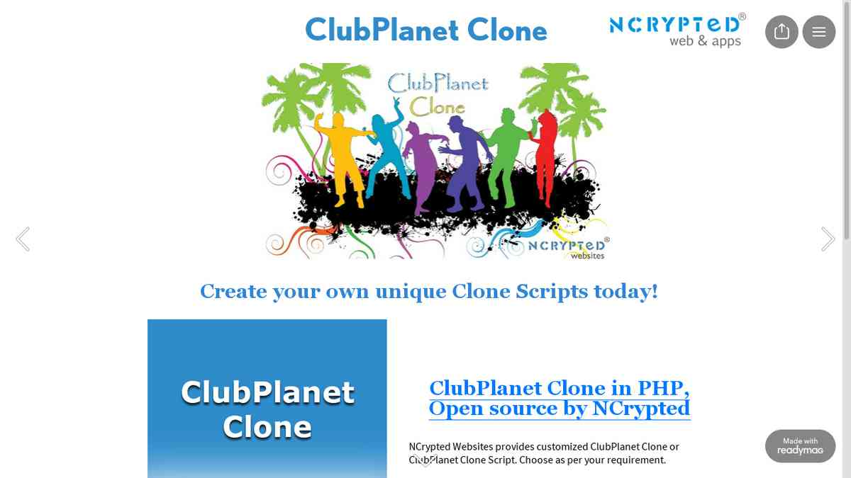 readymag.com/NCryptedWebsites/websiteclones/clubplanet-clone/