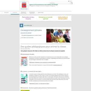Des guides pédagogiques pour animer la classe – Ademe