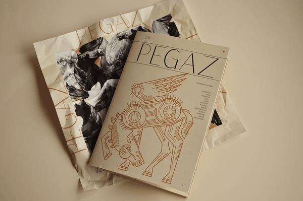 P E G A Z | Cover