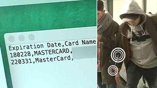 Så kan tjuven skimma ditt nya bankkort   SVT Nyheter