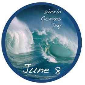 World Oceans Day - June 8