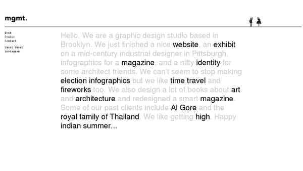 mgmt. design
