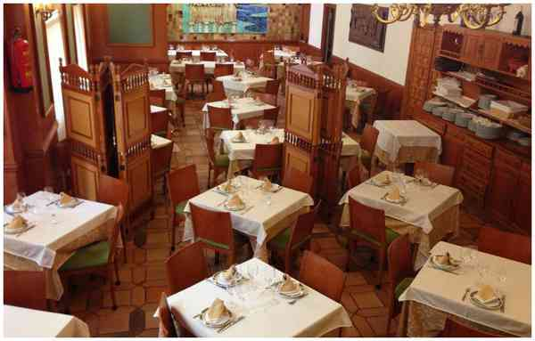 Restaurante Portomarín en Madrid