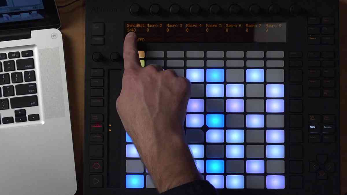 Creating a Performance Tool Using Ableton Live 9 and Push