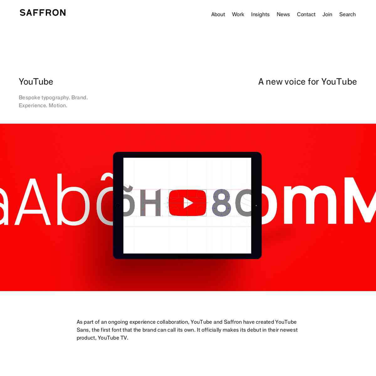 YouTube - Saffron Brand Consultants