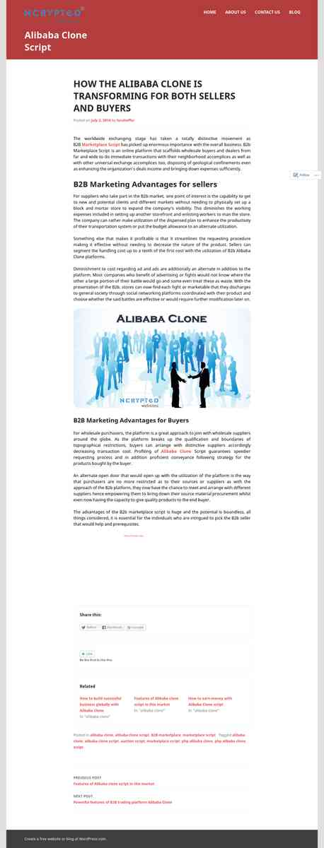 alibabaclonesscript.wordpress.com/2014/07/02/how-the-alibaba-clone-is-transforming-for-both-sellers…