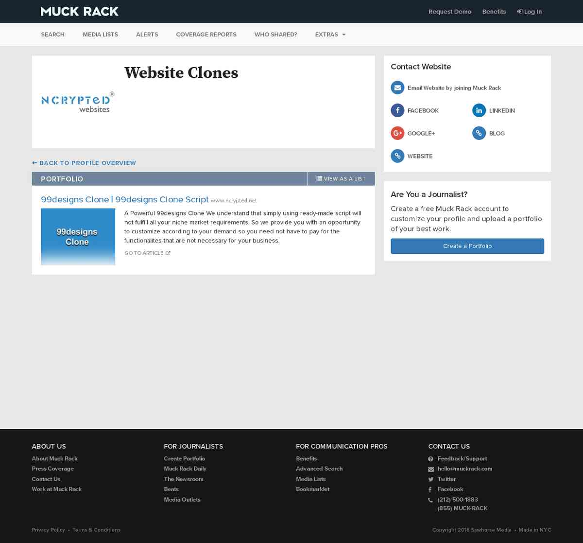 muckrack.com/website-clones/portfolio/KQc/99designs-clone-99designs-clone-script