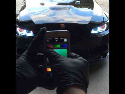 Bmw M3 Lights for iPhone App