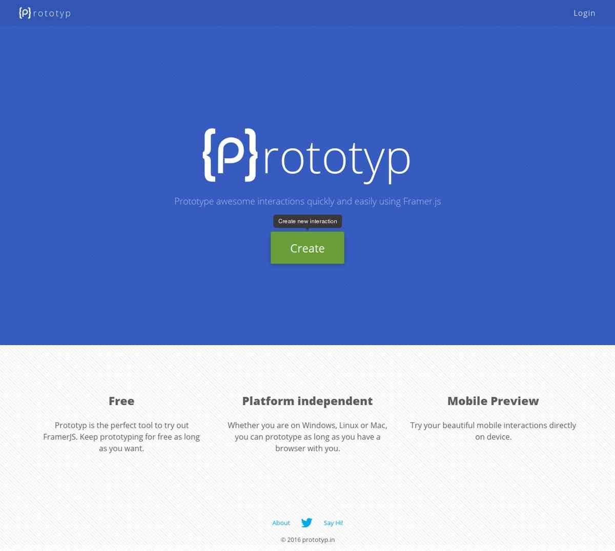 prototyp.in