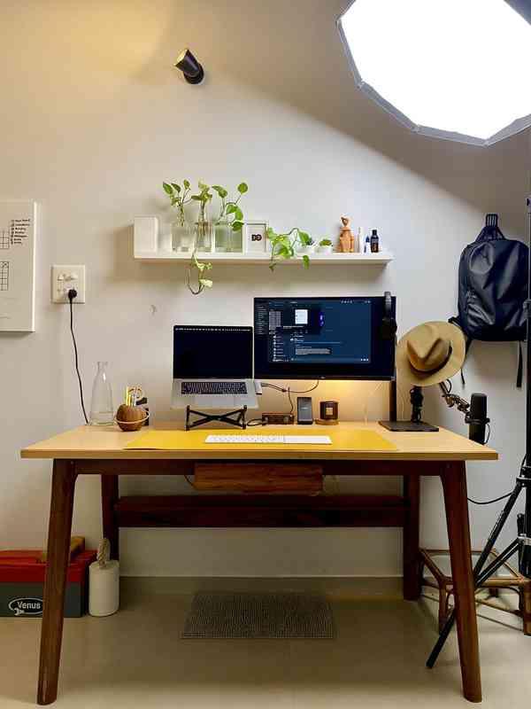 "Rahul👁👁 on Twitter: ""Home Studio #DeskSetup update https://t.co/xFfML7Wqff"" / Twitter"
