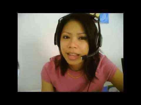 """Apprendre le thaï 001 - Je m'appelle """"Ponyo"""""""