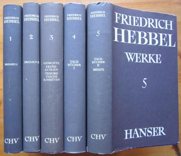 Friedrich Hebbel, 1963–67