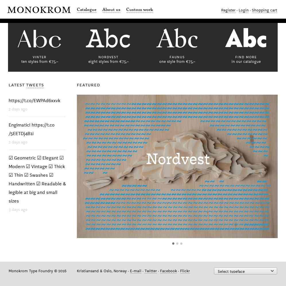 Monokrom Skriftforlag