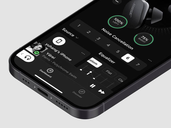Earbuds Controller 2