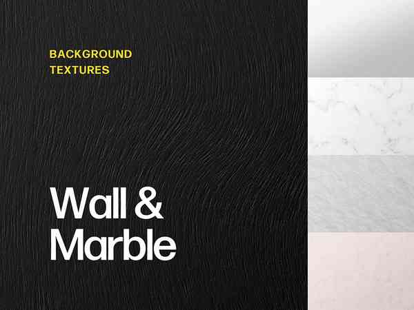 Wall & Marble Background Textures