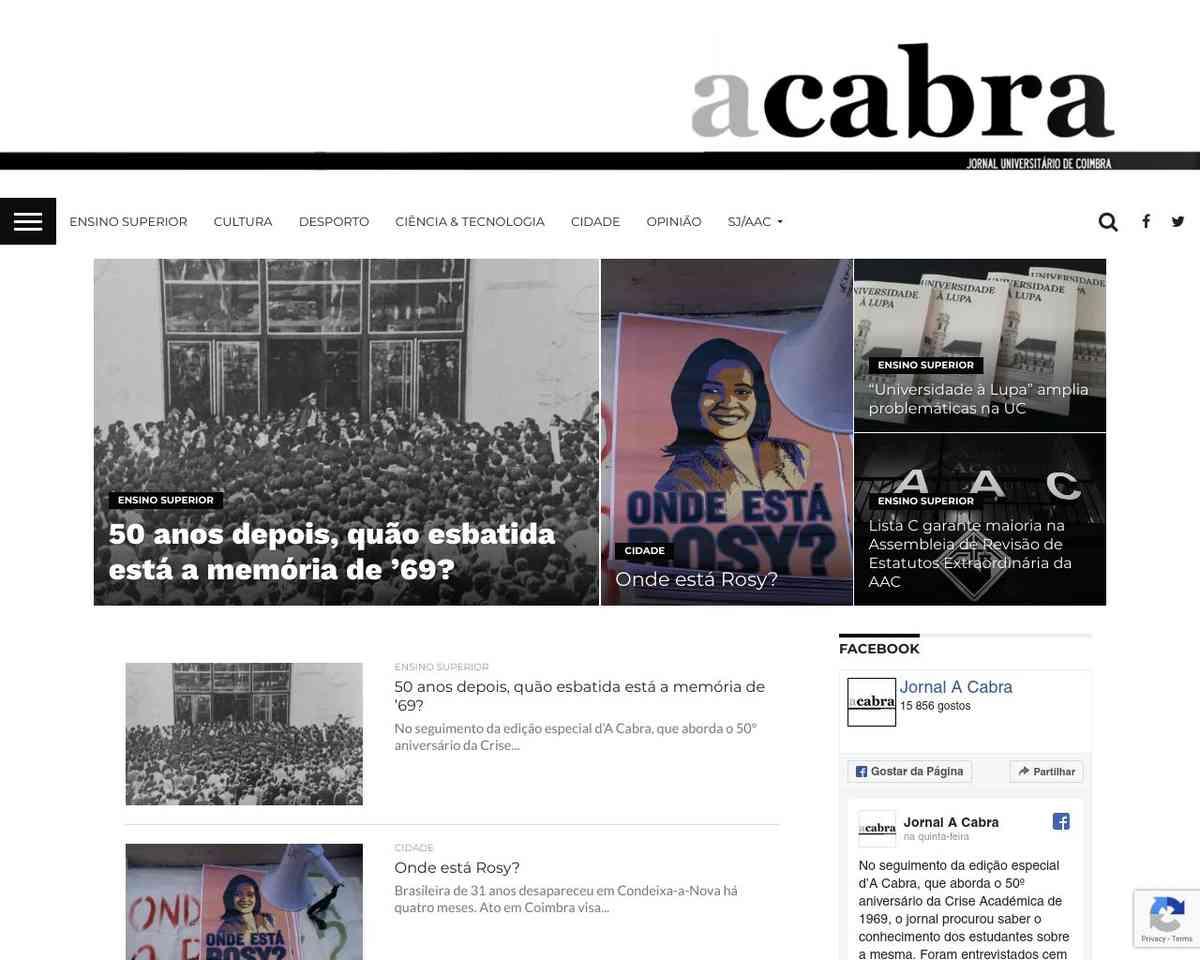 Festival Caminhos também dá espaço ao Cinema Europeu | A Cabra