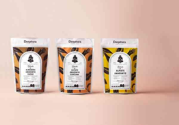 Danatura #Packaging