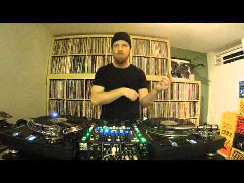 "Skratch Bastid - David Bowie Tribute ""Let's Dance"" routine - YouTube"