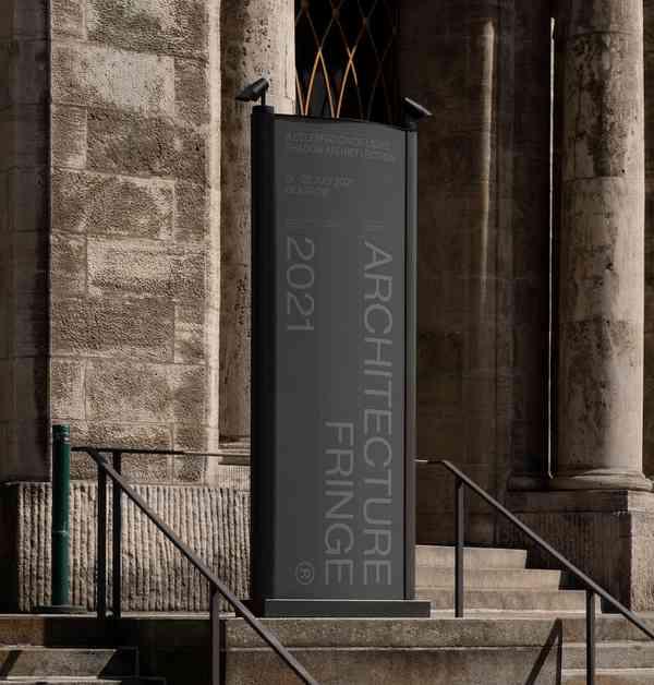 Architecture Fringe 2021   Banner