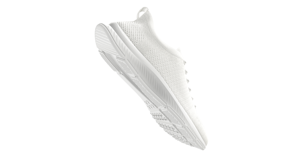 Hylo Athletics - Women's Running Shoe - White - Free Delivery Free Delivery & Returns