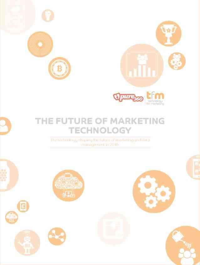 Future of Marketing Technology