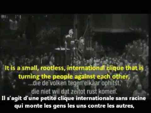 Adolf Hitler Hitler Sur Le Juif International   Free Download & Streaming   Internet Archive