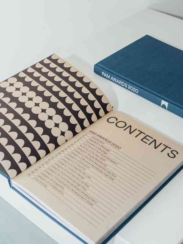PAM AWARDS 2020 | Table of contents
