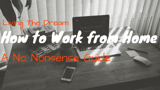 How to Work From Home + 85 Reasons to Quit Your Job [Infographic]