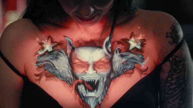 Ink Mapping: Video Mapping Projection on Tattoos, by Oskar & Gaspar