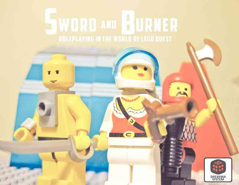 Game - Sword and Burner (PDF)