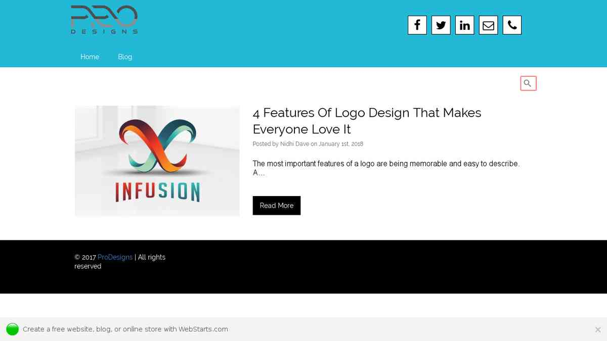 4 Features Of Logo Design That Makes Everyone Love It