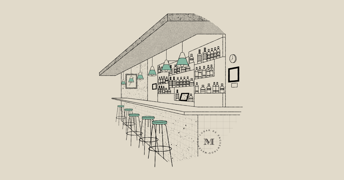 ü18! I Miss My Bar - Recreate Your Favorite Bar's Atmosphere